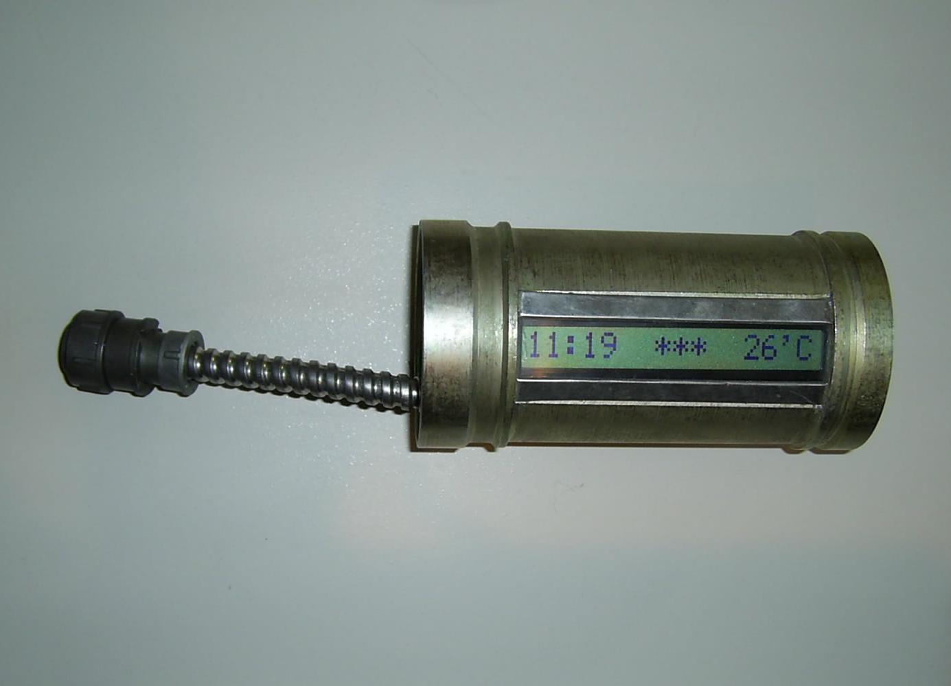ТЕРМОКОН - 1, измеритель температуры.