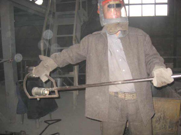 удочка погружная, арматура погружная, арматура для измерения температур